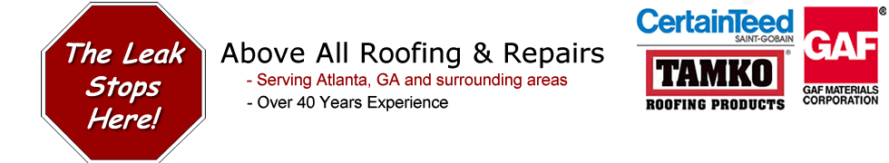 Above All Roofing and Repairs